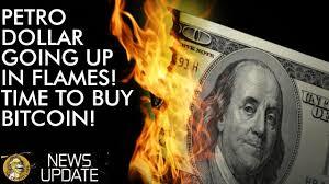 Death Of The Petro Dollar