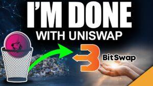 BitBoy Crypto Moving From Uniswap To BitSwapDex
